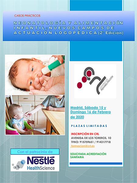 Neonatología y alimentación infantil: Nuevos campos de actuación logopédica: 2ª Edición