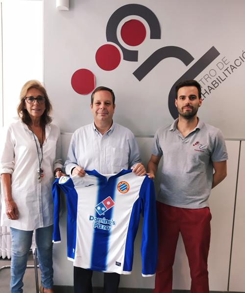 Nuevo acuerdo de colaboración entre el Club de Fútbol RCD Espanyol de Madrid y la Clínica CRL