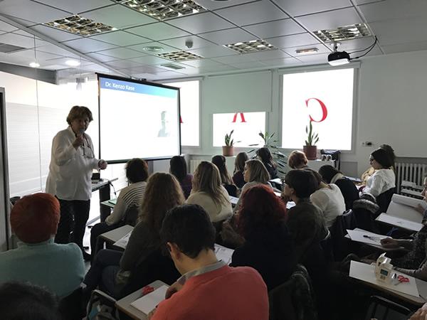Fin de semana de formación: El Vendaje Neuromuscular como técnica de Logopedia en CRL