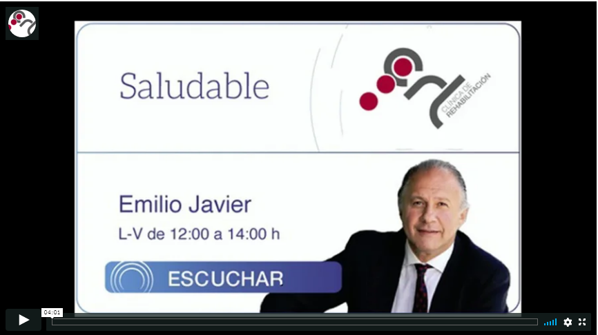 """Saludable"". Radio Inter. 08/03/2017"