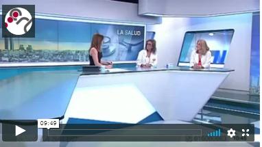 """""""Madrid Contigo"""". Telemadrid. 25/7/2017. EL FRENILLO LINGUAL CORTO O ANQUILOGLOSIA"""